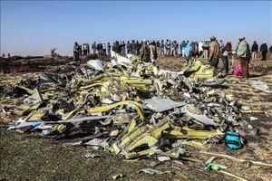 Một phái đoàn Ethiopia tới Pháp điều tra nguyên nhân vụ tai nạn máy bay Boeing 737 Max 8