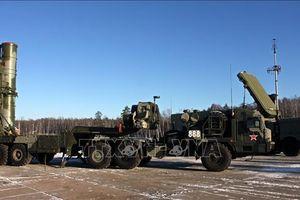 Nga tăng cường năng lực phòng không cho vùng Kaliningrad