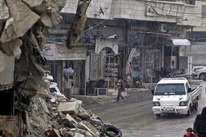 Nga phản đối tái thiết Syria vì động cơ chính trị