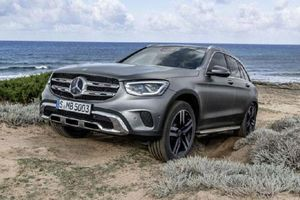 Cận cảnh Mercedes-Benz GLC 2020 vừa ra mắt