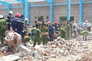 Vĩnh Long: 5 công nhân thiệt mạng do sập công trình xây dựng