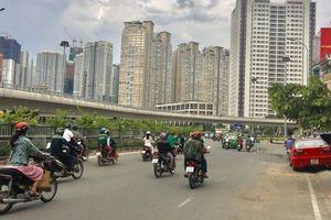 TP HCM đầu tư 500 tỷ đồng cải tạo đường Nguyễn Hữu Cảnh