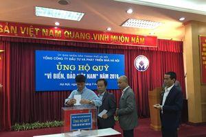 Handico tích cực ủng hộ Quỹ 'Vì biển, đảo Việt Nam'