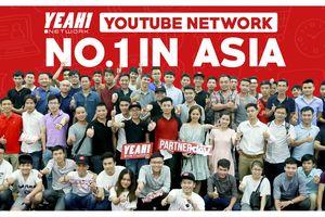 Yeah1 từ mạng lưới số hàng đầu châu Á cho đến khủng hoảng YouTube ngừng hợp đồng: Vì đâu nên nỗi?