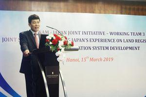 Nhật Bản chia sẻ kinh nghiệm quản lý đất đai