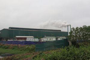 Hải Dương: Cả xã hứng chịu mùi hôi thối từ nhà máy xử lý rác