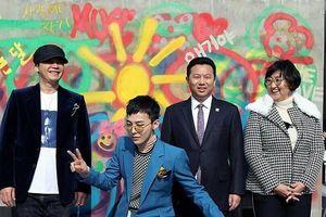 Giữa 'cơn bão' tình dục của Seungri: Quán cà phê của 'người anh em' G-Dragon bất ngờ bị đóng cửa