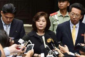 Sau nghi vấn sắp phóng tên lửa, Triều Tiên tuyên bố 'không nhượng bộ' Mỹ