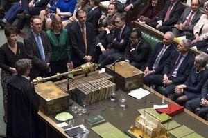 Quốc hội Anh nhất trí đề nghị EU hoãn Brexit