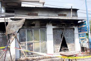 Cháy ki-ốt điện tử, 3 người tử vong khi đang ngủ trên gác