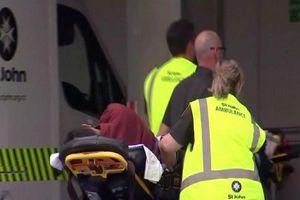 Nổ súng tại nhà thờ Hồi giáo ở New Zealand, nhiều người chết