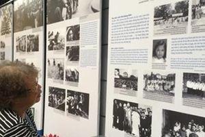 Di tích nhà tù Hỏa Lò trưng bày triển lãm 'Lửa thanh xuân'