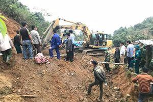 Thông tin về vụ sập hầm khiến 3 người mót quặng tử vong ở Nghệ An