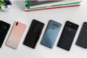Những điện thoại thông minh có ưu điểm vượt trội