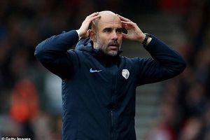 Man City đối mặt với nguy cơ cấm chuyển nhượng 2 mùa