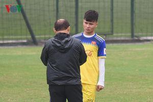 U23 Việt Nam nhận tin cực vui trước thềm vòng loại U23 châu Á 2020