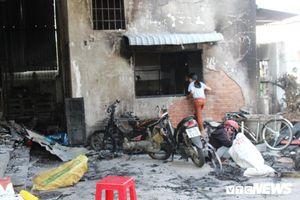 Cháy kiot sửa đồ điện tử khiến 3 người thiệt mạng: Ám ảnh lời kêu cứu lịm tắt