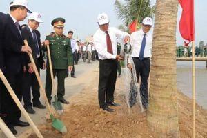 Hải Phòng: Dự kiến chi 100 triệu cho Sở NN để quản lý Tết trồng cây