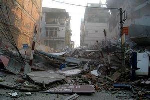 Sập nhà đang xây: Những tai nạn thiệt người, thiệt của, đáng báo động!
