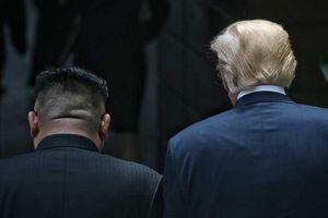 Triều Tiên dọa quay lưng với ông Trump