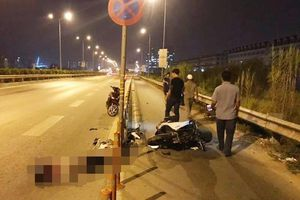 Tiếp tục có người chết vì tông dải phân cách ở cao tốc Long Thành