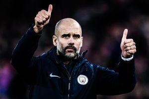 HLV Man City nói gì khi chạm trán Tottenham ở Champions League?