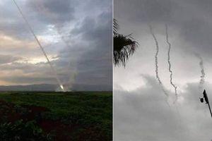 Tartus của Nga bất ngờ bị tên lửa tầm xa tấn công