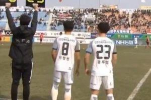 Chơi 30 phút cho Incheon United, Công Phượng thể hiện ấn tượng