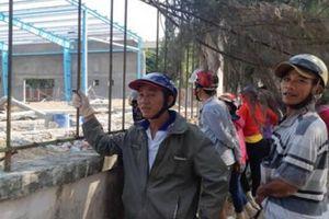 Vụ sập tường 6 người chết: Kiến nghị Bộ Xây dựng giám định nguyên nhân