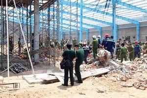 Thông tin mới nhất vụ sập tường khiến 6 người chết ở Vĩnh Long