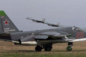 Nga đưa chiến đấu cơ Su-25 trở lại Syria báo trước khả năng trận chiến lớn