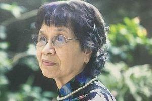 Nữ nhà văn cống hiến không ngừng nghỉ cho khoa học xã hội