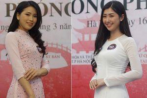 Dàn người đẹp nổi tiếng dự thi Đại sứ thiện chí Hoa Anh Đào 2019