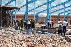 Vụ sập tường, 6 người chết ở Vĩnh Long: Công an vào cuộc điều tra