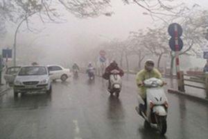 Hà Nội mưa rét, Sài Gòn nắng nóng