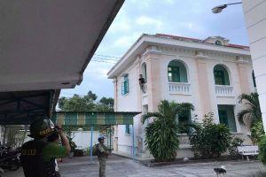 Kẻ ngáo đá 'tung hoành' trụ sở Viện kiểm sát Bình Thuận