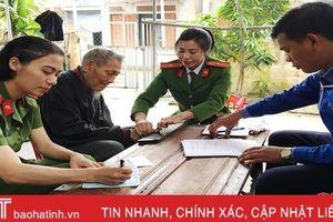 Thứ bảy tình nguyện giải quyết thủ tục hành chính của tuổi trẻ TP Hà Tĩnh