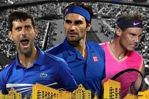 K+ sở hữu bản quyền bản quyền ATP World Tour Series đến năm 2023