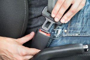 Hành khách không cài dây an toàn, tài xế bị phạt 'khủng'