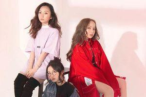 Ngắm nhan sắc 3 cô gái trong nhóm nhạc nhỏ tuổi nhất Việt Nam