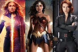 7 nữ siêu anh hùng có sức mạnh ngang ngửa Captain Marvel