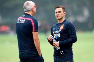 Cannavaro thay thế thầy cũ dẫn dắt ĐT Trung Quốc