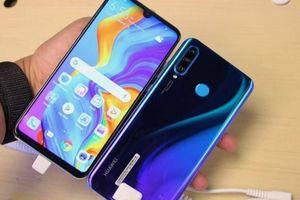 Chiêm ngưỡng Huawei Nova 4e: Màn hình giọt nước, 4 camera, giá 298 USD