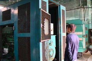 Giải bài toán đảm bảo nguồn điện cho xã đảo Nhơn Châu