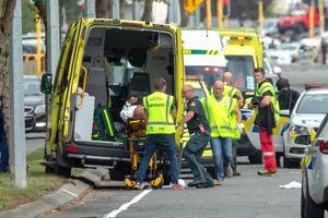 Lãnh đạo thế giới lên án vụ khủng bố tại New Zealand