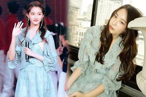 Loạt sao Hàn và Hoa ngữ đụng hàng trang phục, ai có phong cách thần thái xuất thần hơn?