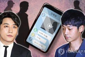 Sau bê bối Seungri, 'lộ tẩy' những ngôi sao đình đám Kpop thích chat sex bệnh hoạn