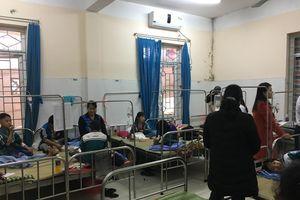 Thái Nguyên: Gần 30 học sinh nhập viện sau khi uống sữa Fami Kid?