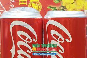 Khách hàng 'tố' sản phẩm Coca- Cola bị phồng, nghi ngờ chất lượng có vấn đề