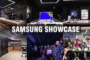 Chính thức ra mắt Trung tâm trải nghiệm công nghệ hiện đại Samsung Showcase